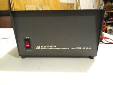 Astron RS-20A (20 Amp) 13.8 Volt Regulated Power Supply - Nice Unit