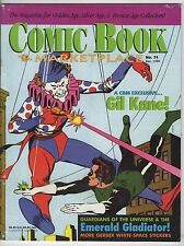 Comic Book MarketPlace #74    ( Green Lantern Issue )  VFN/NM
