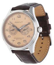 Gant Herren Armbanduhr Montauk dunkelbraun W71602