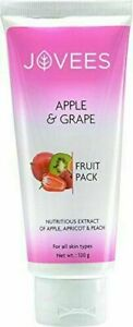 Jovees Apple & Grape Fruit Face Pack Nutritious Extract 120g