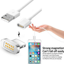 Magnetic Adapter Charger USB Charging Cable for Apple iPhone 5 5s SE 6 6s 7 Plus