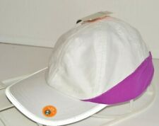 Womens Running Hat C9 Champion White Purple UV Protection Cooling Sweatband