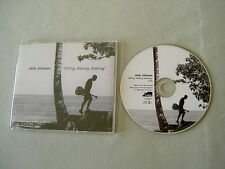 JACK JOHNSON Sitting, Waiting, Wishing promo CD single