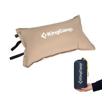 Kingcamp Outdoor Self-Inflating Pillow Portable Easypack Camping Travel Hiking