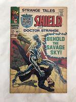 Strange Tales (1951-1976 1st Series) #165 Jim Steranko FN Fine