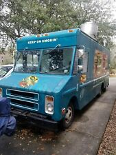 Chevy P30 Used Turnkey Food Truck for Sale in Louisiana!