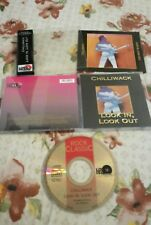 CHILLIWACK Look in look out CD RARE LIMITED + poster + Box + Aor N.1532 of 2000