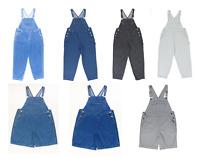 NWT BoundOveralls Women's Plus Size Denim Bib Overalls 16-26