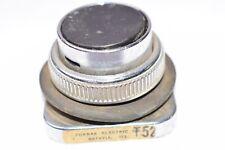 Furnas Electric Black Push Button, T52, BJP1