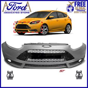 Ford Focus ST MK3 2011-2014 Front Bumper Conversion Kit Complete New CM51-17757