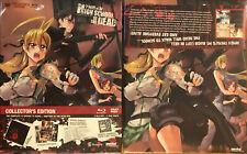 High School of the Dead Premium Box Set (5-disc set blu ray/dvd)