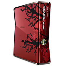 Xbox 360 Gears Of War 3 Limited Edition Console Bundle Red S Very Good 8E
