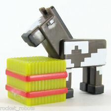 Minecraft Mini Figure Series 6 End Stone Series Loose Baby Horse