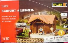 FALLER 110087 HALTEPUNKT * HELLENGERST * NEU