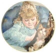 More details for coalport twos company by john raynes memories of childhood plate cp482