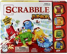 Hasbro Gaming - Scrabble Junior [New ] Table Top Game