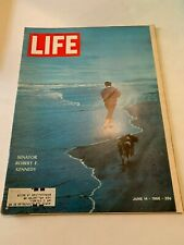 June 14 1968 Life Magazine Senator Robert F Kennedy
