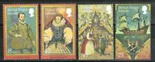 Virgin Islands Stamp - Circumnavigation of the world Stamp - NH