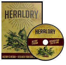 Heraldry ~ It's History, Designs and Symbols ~ DVD Gift Set