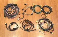1957 CHEVY WIRE HARNESS KIT NOMAD with GENERATOR WIRING