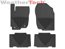 WeatherTech All-Weather Floor Mats for Toyota Rav4 - 2013-2015 - Black