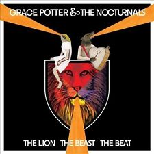 NEW The Lion The Beast The Beat (Audio CD)