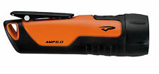 Princeton Tec Amp 5.0 Torch Light 160hours Burn Orange Black