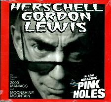 HERSCHELL GORDON LEWIS The South's Gonna Rise Again CD NEW SEALED ROCK PROMO