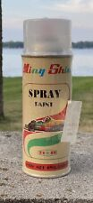 Vintage Ming Shing Formula One Style Racecar Spray Paint Can - ??? What It Says!