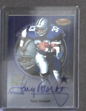 1999 Bowman's Best Football Autograph #FA1 Tony Dorsett