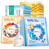 Multi Function Essence Collagen Face Mask Sheet Deep Moisture Whitening & Acne