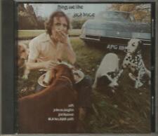 Jack Bruce - Things we like - PolyGram 835 244-2 - US-Ausgabe full silver
