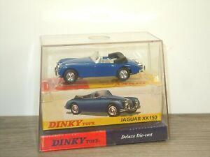 Jaguar XK150 - Dinky Toys DY036/b - 1:43 in Box *52755