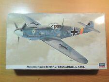 Hasegawa  1/48 Messerschmitt Bf109F-2  `ESQUARDRILLA AZUL'  (09794)