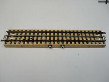 Marklin Ho 3600 BSD  like 5105 1 straight  contact  section steel rails  nice!