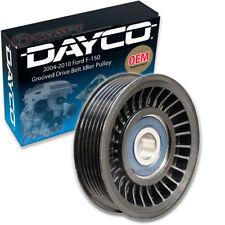 Dayco Grooved Drive Belt Idler Pulley for 2004-2010 Ford F-150 5.4L 4.6L V8 ug