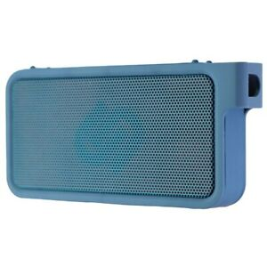 Urbanista Melbourne Portable Bluetooth Speaker, Up to 6 Hours Play Time - Blue