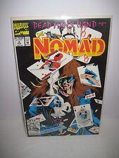 Nomad 4 Deadpool Marvel Comics Picture of Actual Item