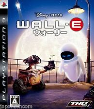 Used PS3 Wall-E  PLAYSTATION 3 SONY JAPAN JAPANESE IMPORT