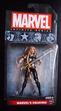 Marvel  Universe Marvel's Valkyrie action figure (VHTF!)