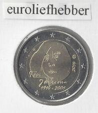 FINLAND               2 Euro Commemorative 2014   * Tove Jansson *