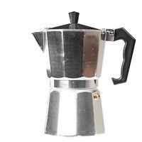 Stovestop Espresso Maker - 6 Cup Aluminum Stove Top Percolator Moka Express