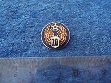 (A11-X28)  US Zivil Pin Army 10th Air Force