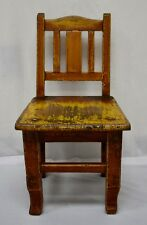 Child S Chair Antique Chairs 1900 1950 For Sale Ebay