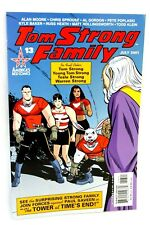 Tom Strong #13 Family Alan Moore 2001 America's Best Comics Wildstorm F+