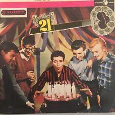 "CLIFF RICHARD & THE SHADOWS - Cliff at 21 - 12"" Vinyl LP Record Australia Rare"