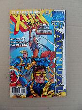 Uncanny X-Men annual  '97 . Wraparound Cover . Marvel 1997 . VF
