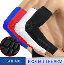 Hot Adult Basketball Pad Protector Gear Leg Knee Arm Elbow Antislip Long Sleeve