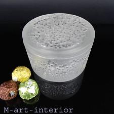 """""""Patmos"""" Glas Dose Glass Box Jar Design Horst Tüselmann 🔵 Peill & Putzler 1964"""