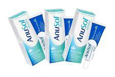 Anusol Haemorrhoids Piles Treatment  Cream 23g - Pack of 3